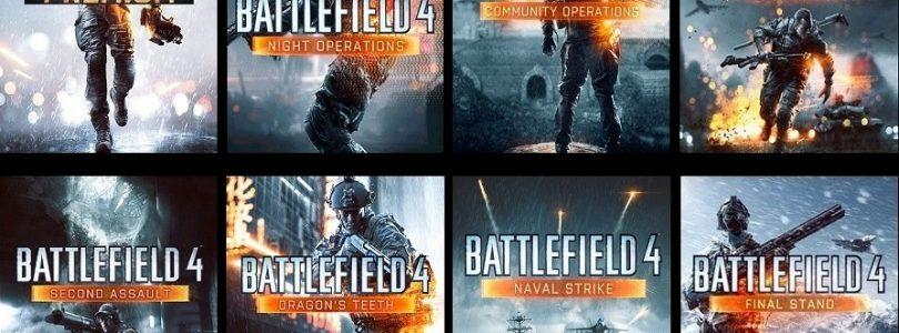 Mától minden Battlefield 4 kiegészítő ingyenes