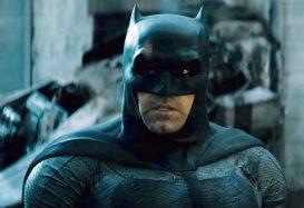 Baj van Affleck Batmanjével?