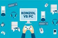 PC vs konzol – melyiket válasszam?