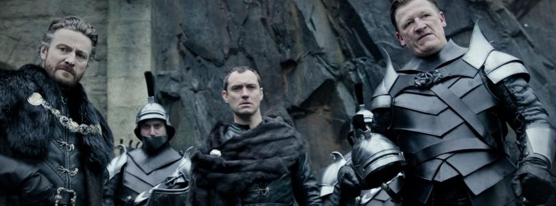 Arthur király: A kard legendája – új trailer érkezett