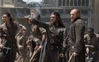 Black Sails 4. évad – belekezdtek