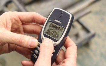 Visszatér a Nokia 3310