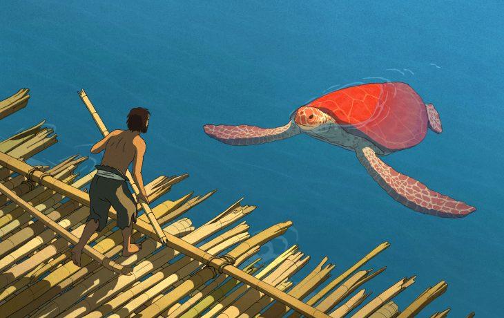A vörös teknős (2016) – kritika