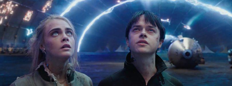 Valerian és az ezer bolygó városa: itt az új trailer