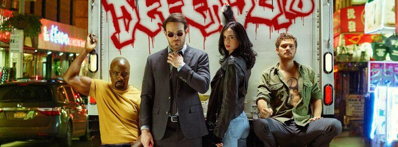 The Defenders (2017- ) – megjelenés