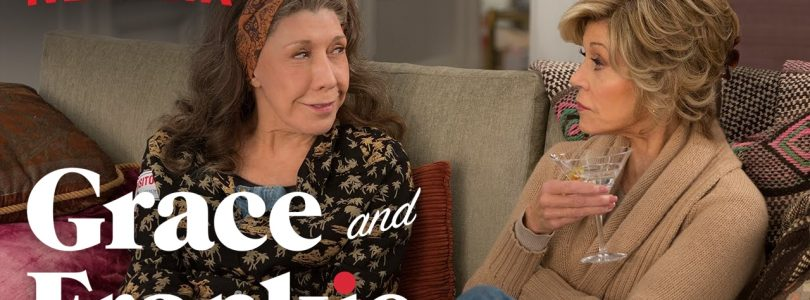 Grace and Frankie (2015– ) 3. évad – kritika