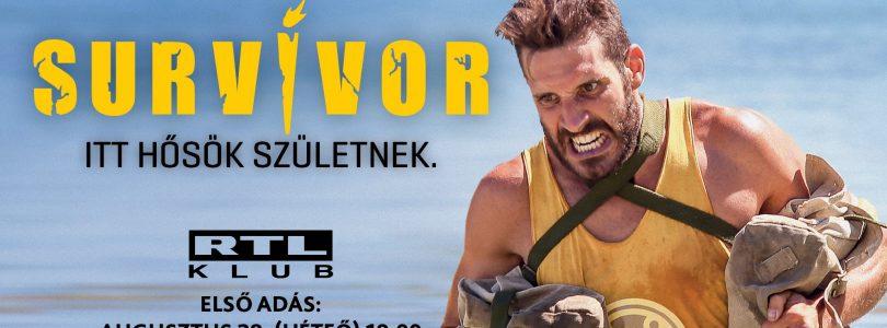 Survivor Magyarország – kezdett a 3. évad