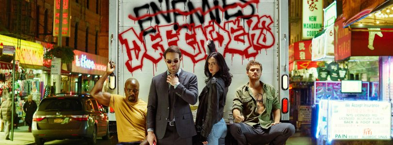 The Defenders (2017-) – sorozatkritika