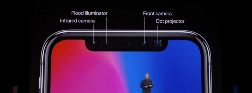 iPhone X – Így működik a Face ID