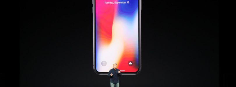 iPhone X bemutató – 'One more thing'