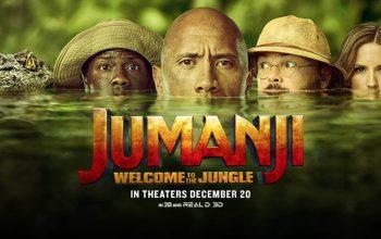Jumanji – Vár a dzsungel (2017) – kritika