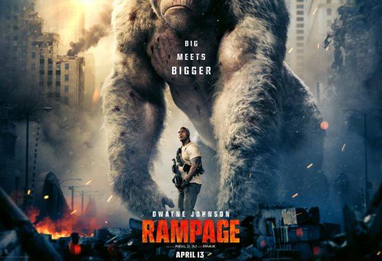 Rampage: Tombolás (2018) – kritika